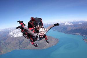 base jump au pair in neuseeland